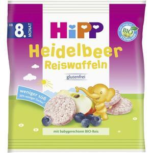 HiPP Bio Heidelbeer Reiswaffeln 2.33 EUR/100 g