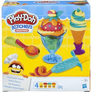 Play-Doh Eis Kreation
