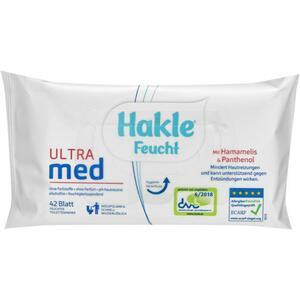 Hakle Feucht feuchtes Toilettenpapier Ultra med
