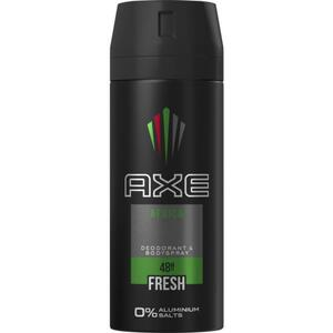 AXE Deodorant & Bodyspray Africa 2.19 EUR/100 ml