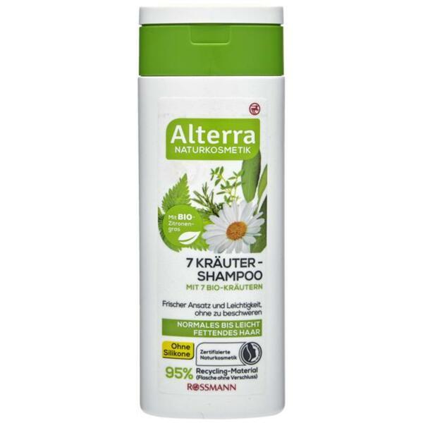 Alterra 7 Kräuter Shampoo 1.00 EUR/100 ml