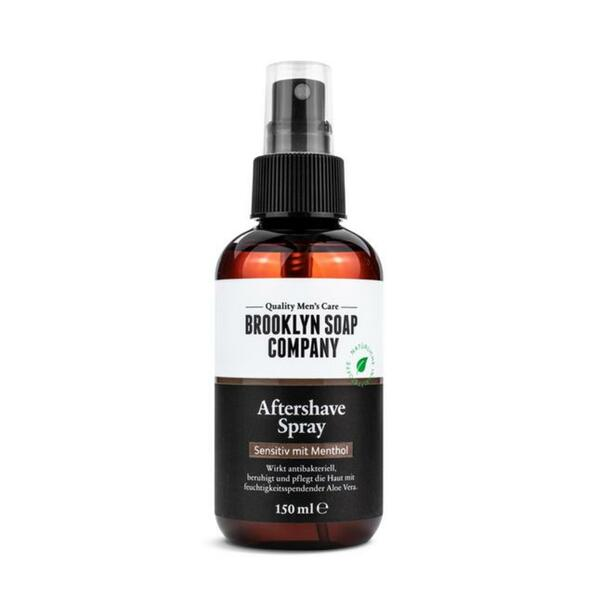 Brooklyn Soap Company Aftershave Spray sensitiv mit Me 3.99 EUR/100 ml