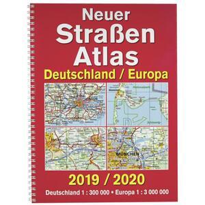 IDEENWELT Neuer Straßen Atlas Deutschland/Europa 2019/2020