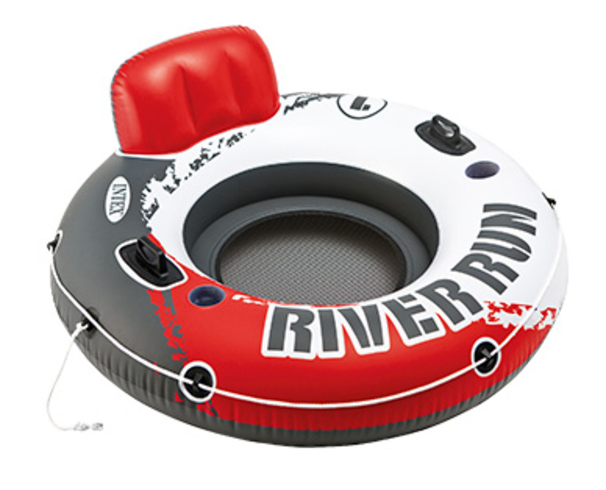 """Bild 1 von INTEX®  Aufblasbarer Sitzreifen """"River Run™"""""""