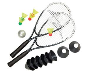 crane®  Turbo-Badminton-Set