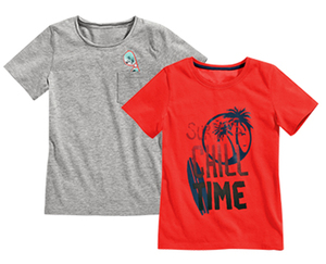 alive®  2 Kinder-Sommershirts