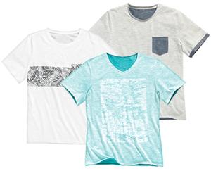 watson´s T-Shirt, Sunbleached & Print