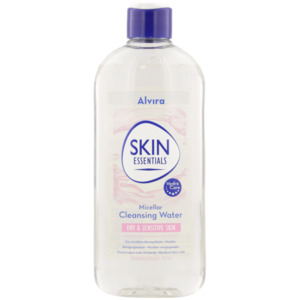 Alvira Skin Essentials Micellar Cleansing Water Dry & Sensitive skin