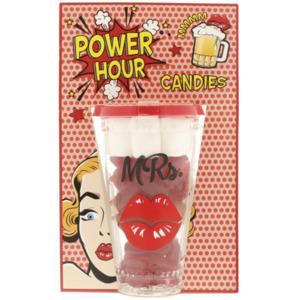 Mrs. Bierglas Power Hour Bonbons
