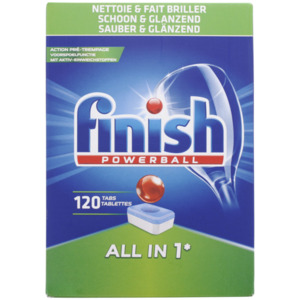 Finish Powerball Spülmaschinentabs All-in-1