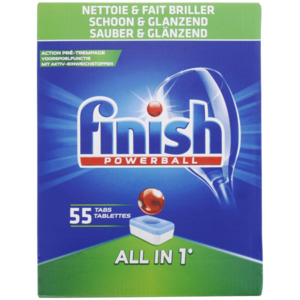 Finish Powerball Spülmaschinentabs All-in-1 Regular