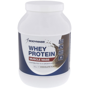 Bodymass Molkenprotein