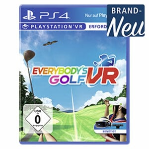 PS4 VR Software