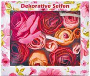 Geschenkbox Dekorative Seifen