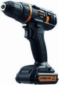 meister Akku-Bohrschrauber »i-drill Maxx 2.0«