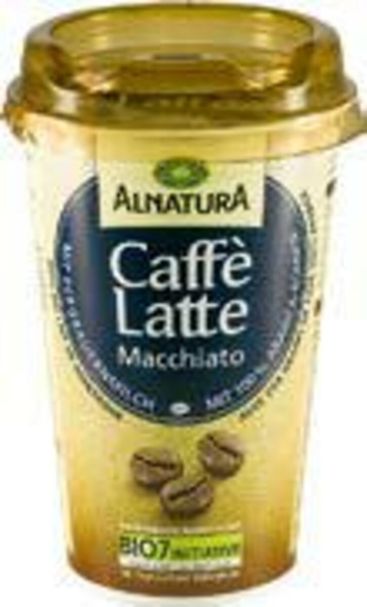 Bild 2 von Alnatura Bio-Caffè Latte oder Bio-Kakaomilch