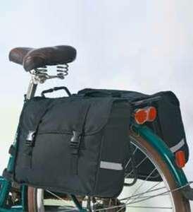 Fahrrad-Doppeltasche