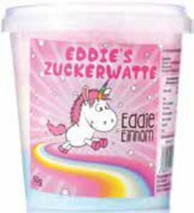 Zuckerwatte Einhornmähne Eddie Einhorn