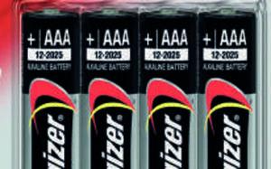 Energizer Batterien 4er Pack