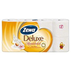 Zewa Toilettenpapier Deluxe Mandelmilch