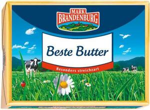 Mark Brandenburg Butter
