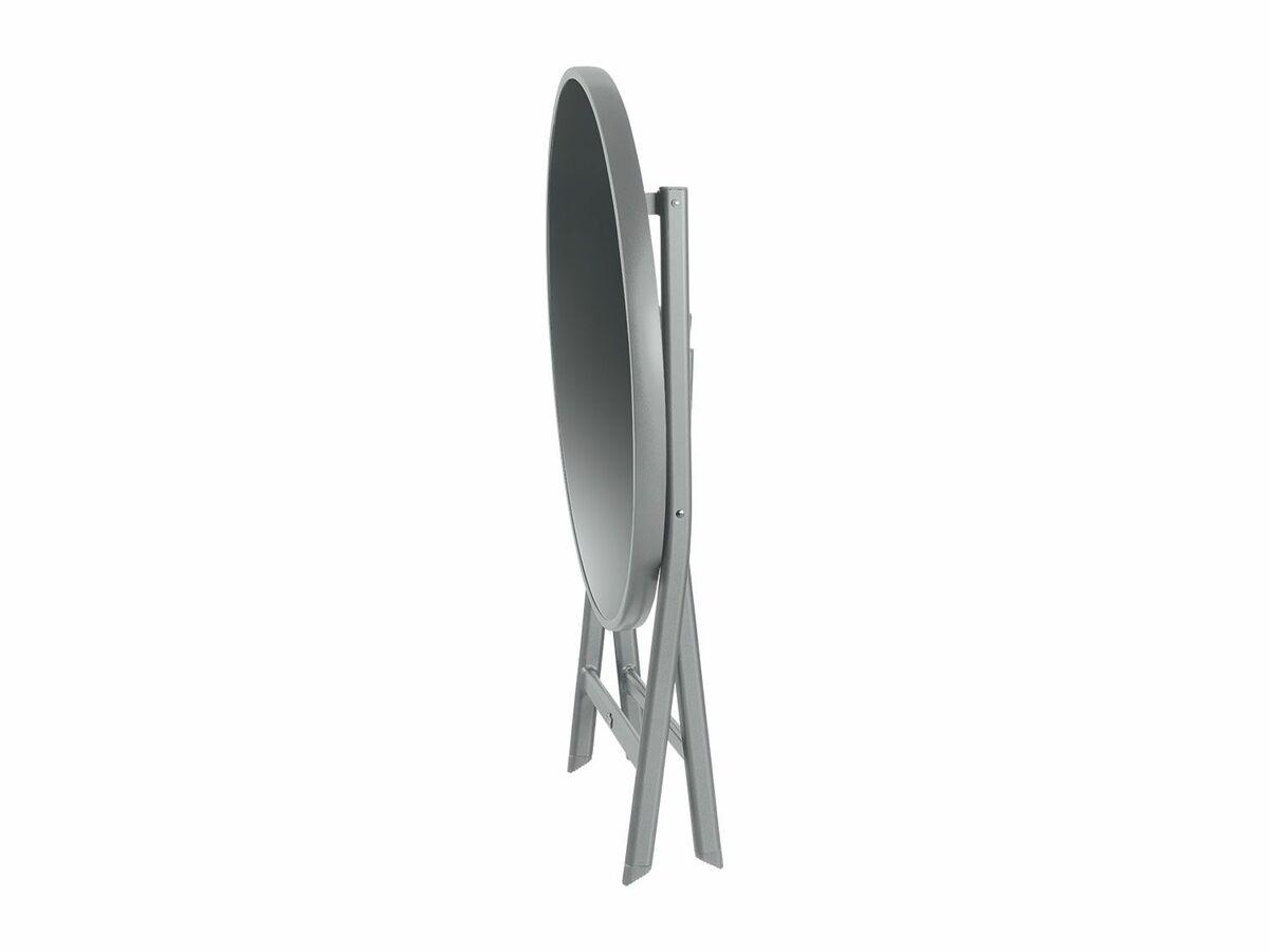 FLORABEST® Alu-Glastisch, Klappbar, Grau Von Lidl Ansehen