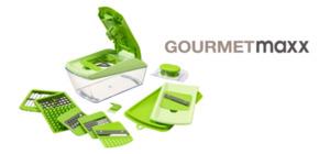 "GourmetMaxx ""Chop n Slice Pro"""
