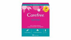 Carefree Cotton 56 Stück