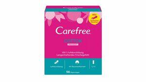 Carefree Cotton Frischeduft 56 Stück