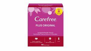 Carefree Plus Original 56 Stück