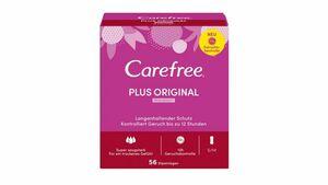 Carefree Plus Original Frischeduft 56 Stück