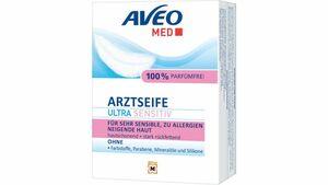 AVEO MED Ultra Sensitiv Arztseife Stückseife