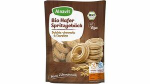 Alnavit Bio Hafer Spritzgebäck