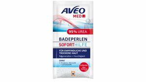 AVEO MED Soforthilfe Badeperlen 95% Urea