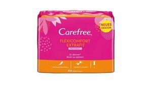 Carefree FlexiComfort ExtraFit Frischeduft 44 Stück