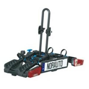 Norauto Rapidbike 2P Flex Fahrradheckträger für 2 Fahrräder