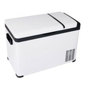 Kompressor-Kühlbox von Norauto mit 12/24 V Anschluss und 30 l Volumen, weiß, 1 Stück