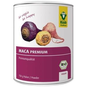 Raab Bio Maca Premium Pulver 150 g