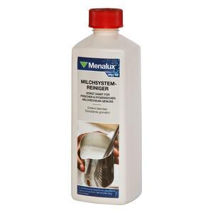 Menalux Spezial-Reiniger Milchschaumsysteme, Flüssigreiniger, für Vollautomaten, Pad- und Kapselmaschinen, 500 ml, MMC DE
