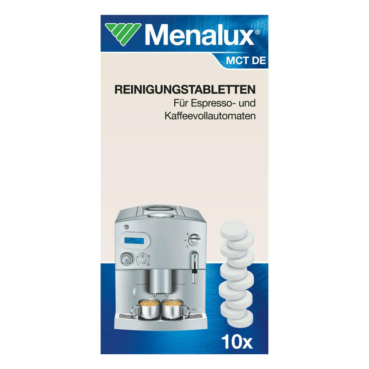Bild 1 von Menalux Reinigungstabletten  MCT DE