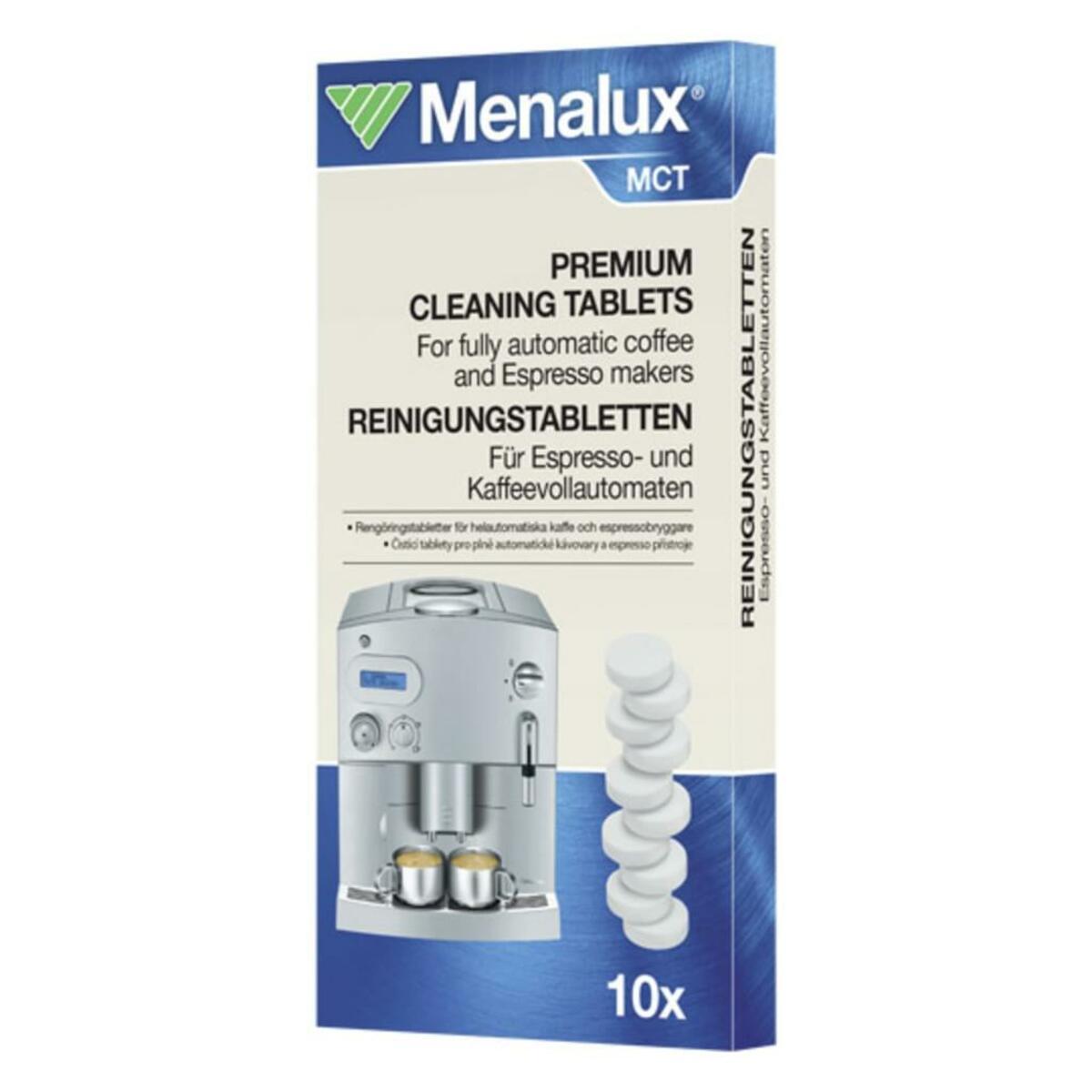 Bild 2 von Menalux Reinigungstabletten  MCT DE