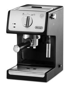 DeLonghi ECP 33.21.BK Siebträger Espressomaschine schwarz