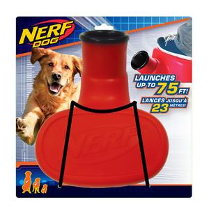 Nerf Dog Ballkanone rot 30,5 cm