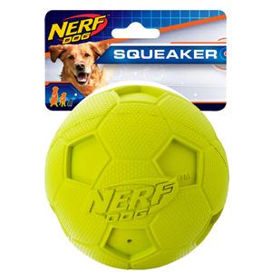 Nerf Dog Fussball mit Quietsch L