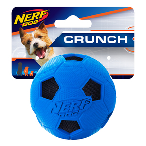 Nerf Dog Crunch Fussball S