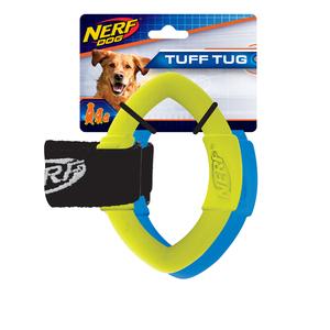 Nerf Dog 2-Ring Spielzeug M 33 cm