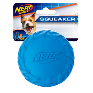 NERF Dog Profil Ball m. Quietscher Gr. S