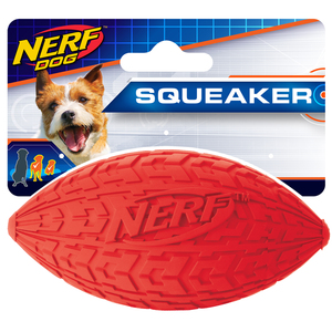 NERF Dog Profil Football m. Quietscher Gr. S