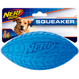 NERF Dog Profil Football m. Quietscher Gr. M