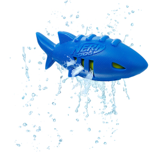 Nerf Dog Super Soaker Hai-Football 17,8 cm